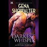 The Darkest Whisper: Lords of the Underworld, Book 4