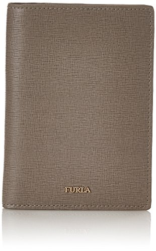 S Linda FURLA Passport Holder Women's Sabbia Bag Brown B OCxqnzxH4