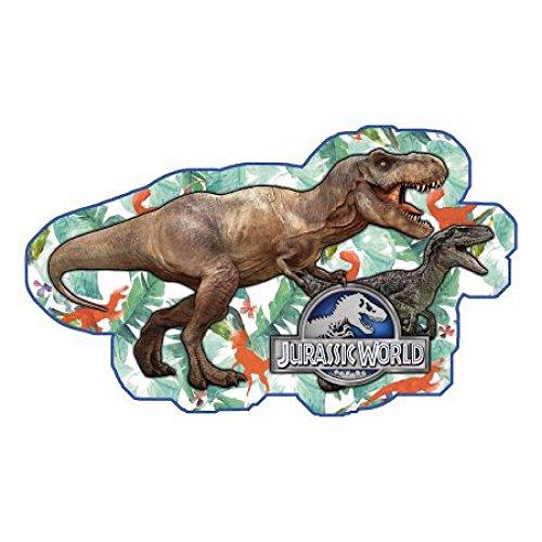 Jurassic World Dinosaur Shaped Beach Towel