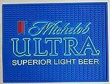 Michelob Ultra Bar Mat Professional Spill Mat Wait