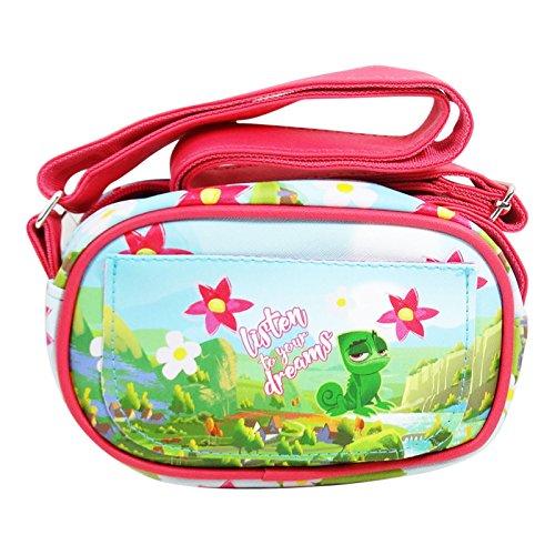 3d31b1e500c93 DISNEY Rapunzel Listen Tasche mit Schultergurt für Mädchen -kubacki ...