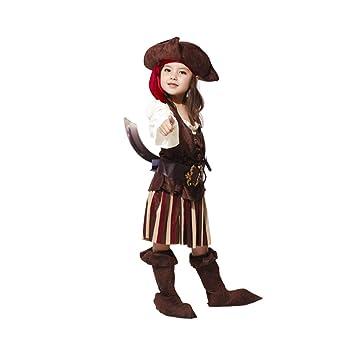 dfa885798c912 KUKUYA(ククヤ) ハロウィン 仮装 コスプレ コスチューム 海賊 子供用 キッズ 女の子 衣装 変装 舞台