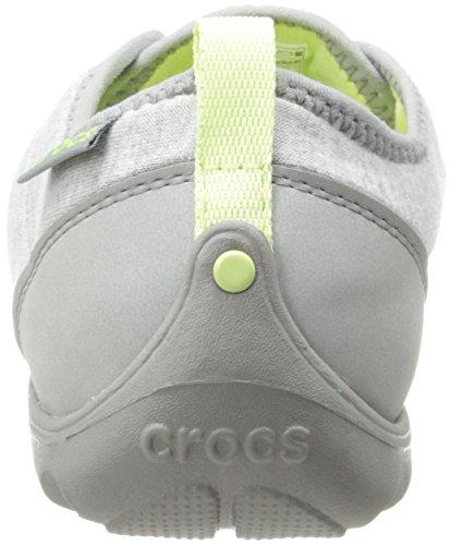 Ea Busyday Donna Scarpe Tennis smoke Light Duet Hthr Da Grey Crocs 1pTqSwB
