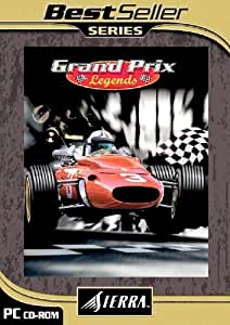 Grand Prix Legends: Sierra Best Sellers (PC CD) [Importación Inglesa]
