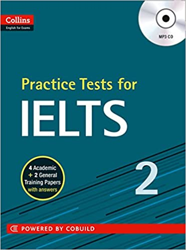 Practice Tests for IELTS 2 (Collins English for IELTS): Amazon co uk