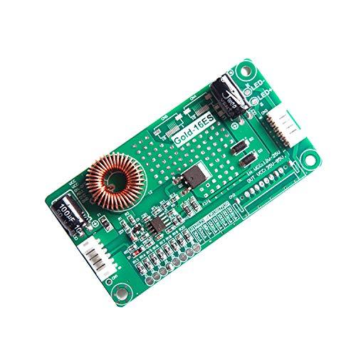 Gold-16E, Universal Constant Current Board For 10-48inch Led TV LCD Repair Backlight Inverter Board, Input Voltage-10v-28v Output Voltage-15V-88V Price & Reviews