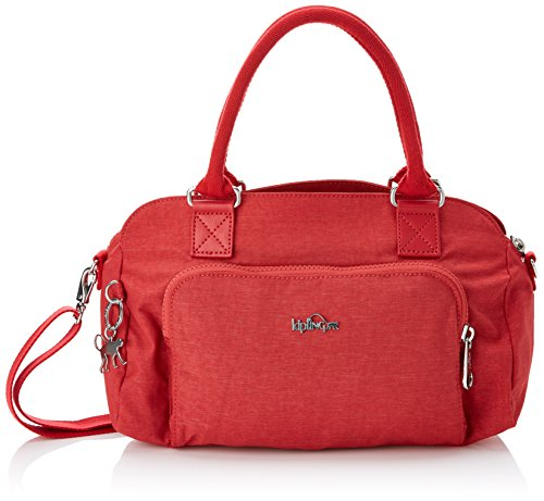 baguette Multicolor Alecto Red Spark Bolsos Mujer Kipling IfEqI