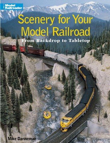 Download Scenery for Your Model Railroad (Model Railroader) pdf epub