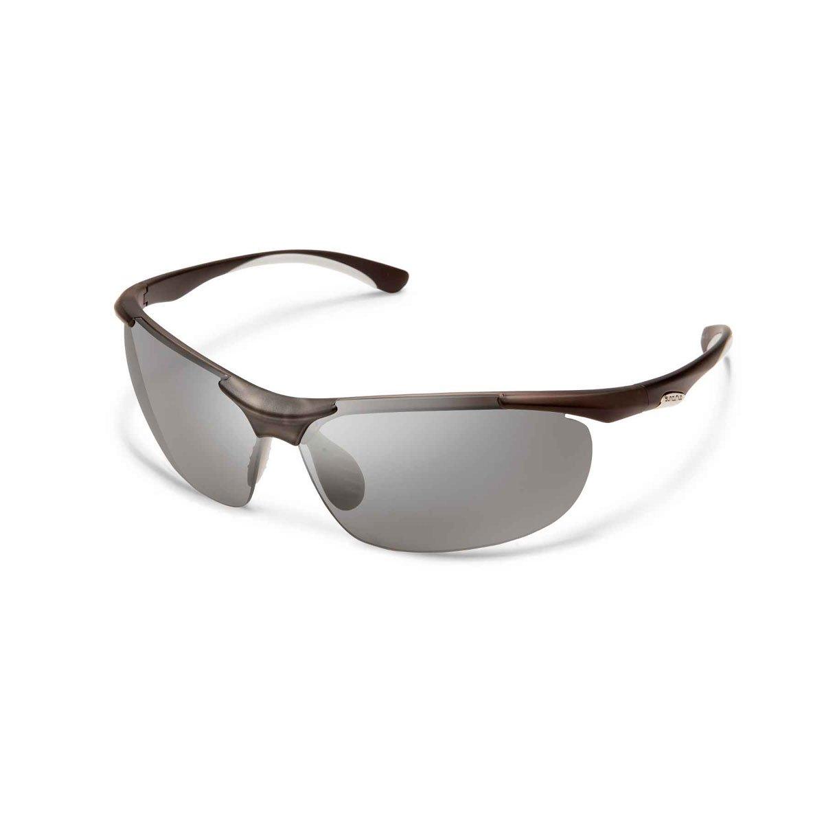 af28c94708a34 Suncloud Optics Adult Whip Polarized Sunglasses - Matte Smoke Photochromic   Amazon.co.uk  Clothing