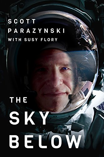 Book Cover: The Sky Below: A True Story of Summits, Space, and Speed