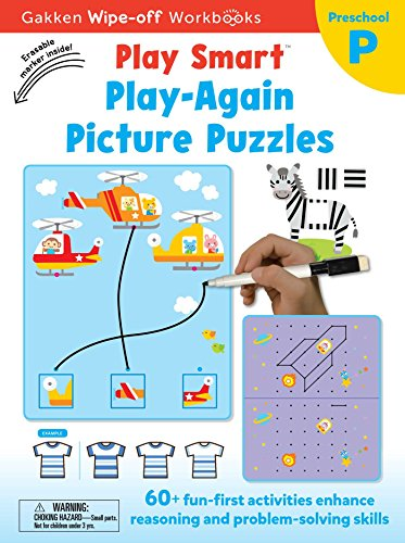 Play Smart Play Again Picture Puzzles