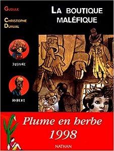 """Afficher """"La boutique maléfique"""""""