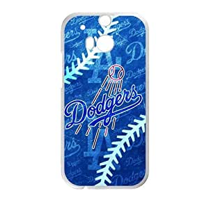 L.A. Dodgers -Los Angeles Dodgers Custom Case for HTC One M8