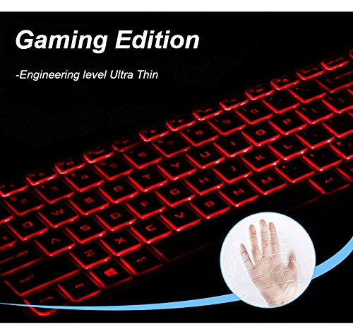 Keyboard Cover Compatible Acer Gaming Laptop Predator Helios 300 500 15.6