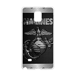 Marine Corps special Cell Phone Case for Samsung Galaxy Note4 WANGJING JINDA