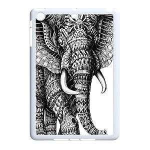 VNCASE Elephant Aztec Tribal Phone Case For iPad Mini [Pattern-6]