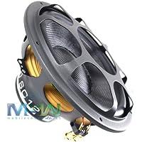 Morel Ultimo SC104 10 Ultimo SC Series 4-Ohm SQ/SPL Subwoofer
