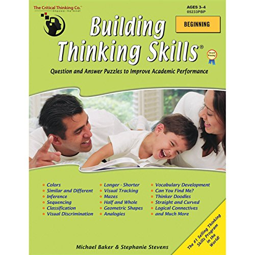 Building thinking skills: - Beginning Activities