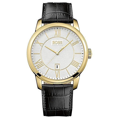 Hugo Boss 1512972 Silver Leather Explained