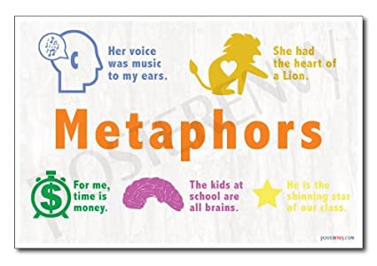 Amazon Metaphor Examples New Classroom Reading And Writing