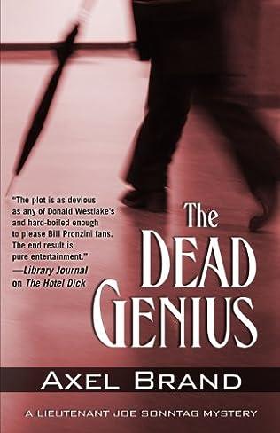 book cover of The Dead Genius