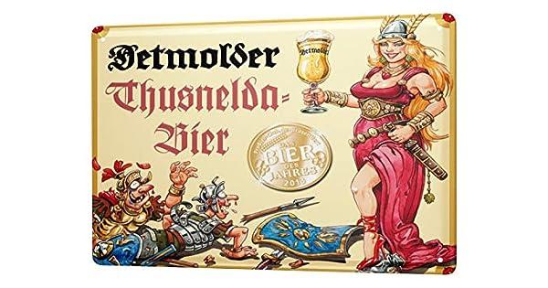 Amazon.com: Cervecería Cerveza Cartel de chapa decoración de ...