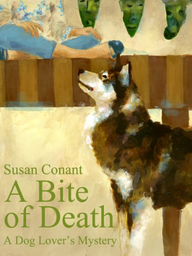 A Bite of Death (Dog Lover's Mysteries Book 3)