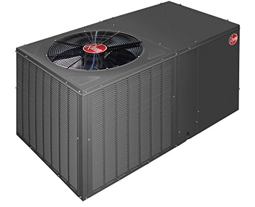 rheem 4 ton heat pump package - 2
