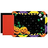 Halloween Paper Placemats With Napkins Set (20)