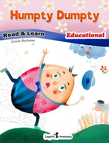 Humpty Dumpty (Educational Book: Read and Learn/Nursery Rhyme) - Learn Nursery
