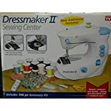 Euro-Pro 1100 Dressmaker II Sewing Center by Euro-Pro
