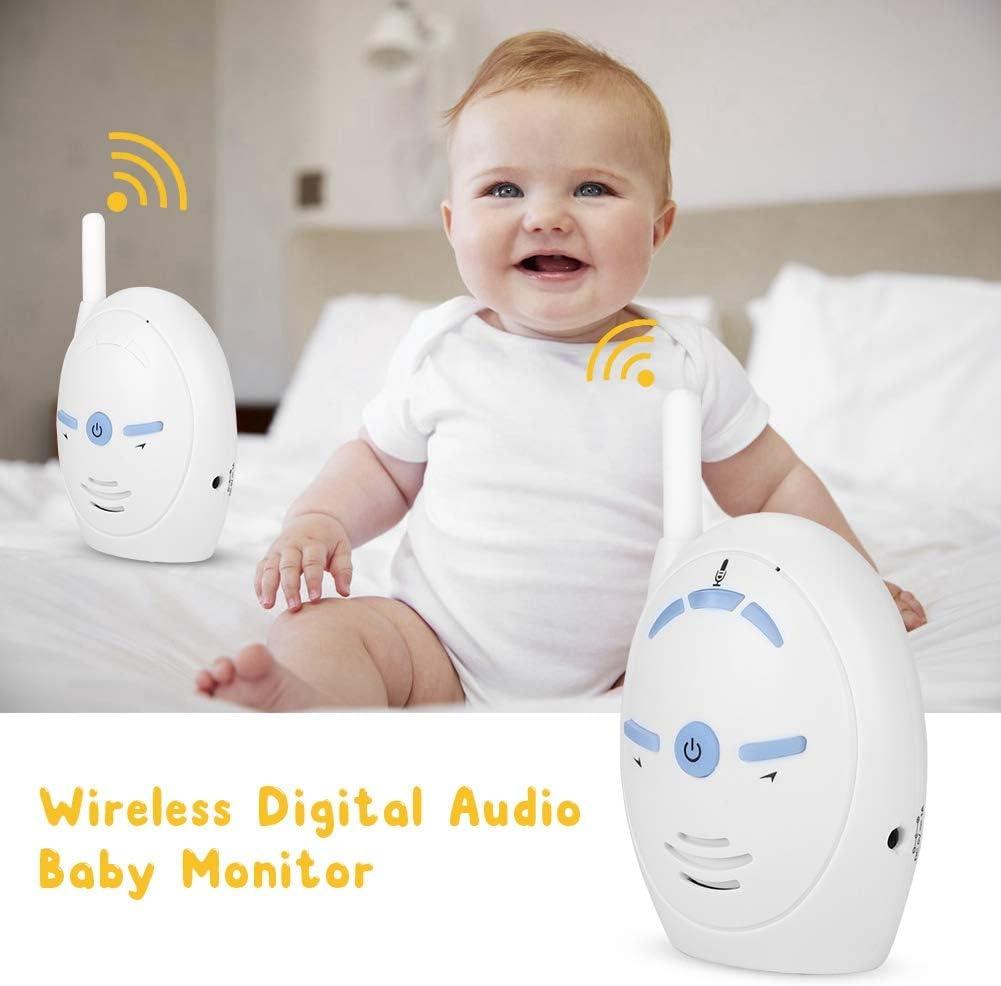 Wireless Digital Audio Baby Monitor 2-Way Intercom Baby Monitor Suitable for
