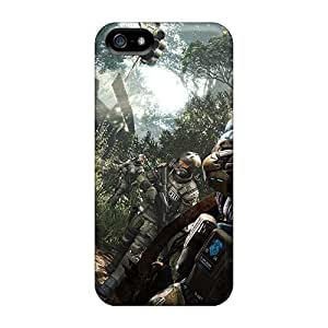 Top Quality Protection Crysis 3 Hunter Edition Cases Covers For Iphone 5/5s