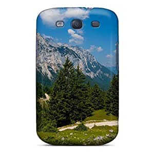 Excellent Galaxy S3 Case Tpu Cover Back Skin Protector Astounding Scenery