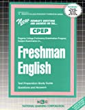 Freshman English, Rudman, Jack, 0837354110