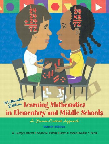 Learning Math in Elementary and Middle School & IMAP Package (4th Edition)