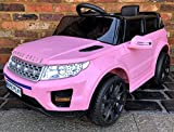 Epic Play Ltd Kids My first Range Rover Evoque HSE Sport Style 12v Electric Ride on car - Pink