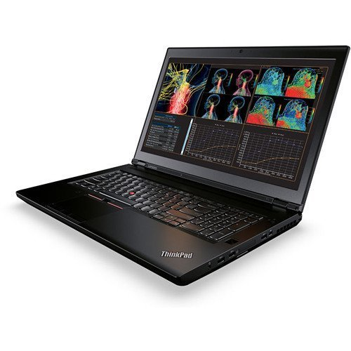 Lenovo ThinkPad P71 17.3'' Mobile Workstation Laptop (Intel i7 Quad Core Processor, 16GB RAM, 500GB HDD + 128GB SSD, 17.3 inch FHD 1920x1080 Display, NVIDIA Quadro M620M, Win 10 Pro)