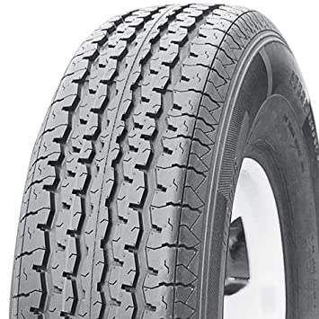 Velocity Brand 175//80-13 Approved. High Speed LOAD RANGE C Radial Trailer Tire ST175//80R13 175//80R13 D.O.T
