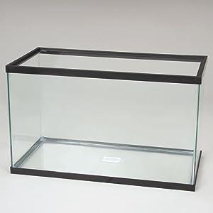 Aquarium Tank, Glass, 55 Gal