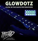 GLOWDOTZ Glow In the Dark Fret Markers