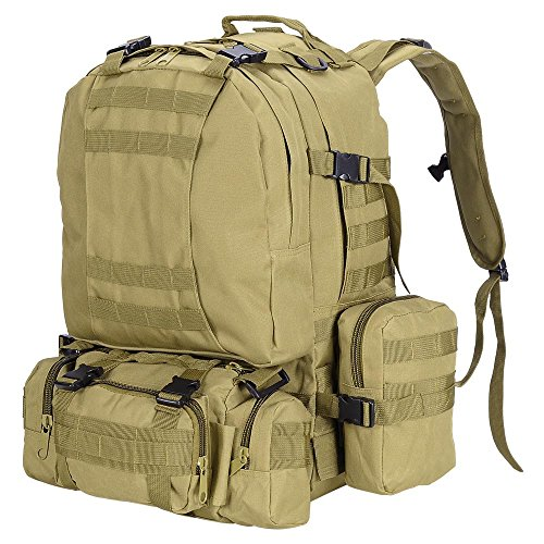 AW Tactical Rucksacks Backpack Traveling