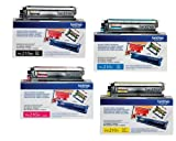 Brother Mfc-9325Cw Toner Cartridge Set, Manufactured By Brother