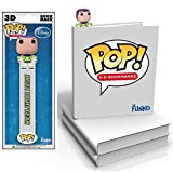 Best Funko Bookends - Funko Disney Buzz Lightyear 3D Bookmark Review
