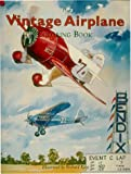 The Vintage Airplane Coloring Book, , 1882663063
