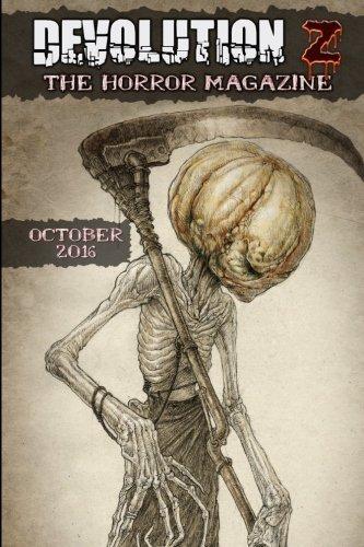 Download Devolution Z October 2016: The Horror Magazine (Volume 15) ePub fb2 book