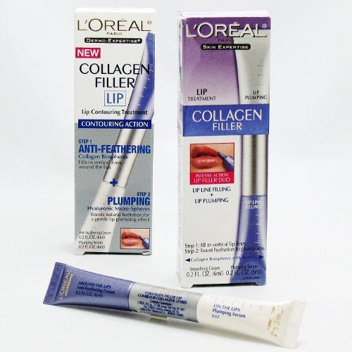 LOreal Paris Collagen Treatment smoothing