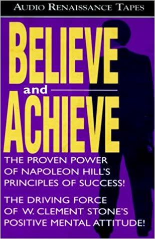 Download online Believe and Achieve (Audio Renaissance) PDF