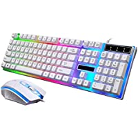 Joint Rainbow Backlit Adjustable Keyboard Benefits