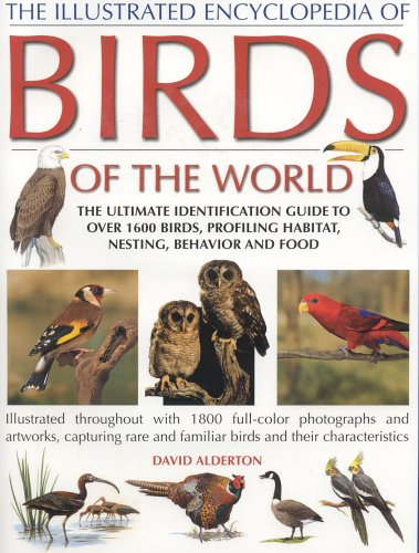 Download The Illustrated Encyclopedia of Birds of the World PDF